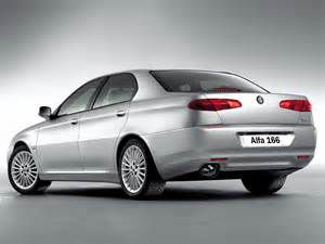 photo Alfa Romeo 166