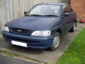 photo Ford Escort  (mk5)