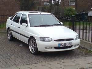 photo Ford Escort  (mk6)