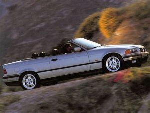 photo BMW 325i cabriolet [E36]