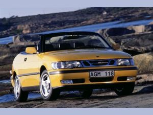 photo Saab 9-3 cabriolet  (mk1)