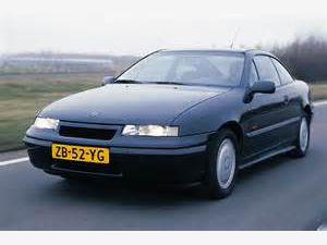 photo Opel Calibra