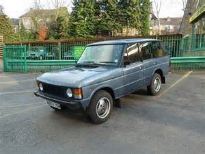 photo Land Rover Range Rover  (mk1)