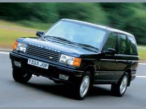 photo Land Rover Range Rover [P38]  (mk2)