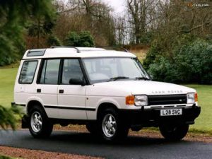 photo Land Rover Discovery  (mk1)