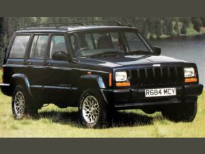 photo Jeep Cherokee [XJ]