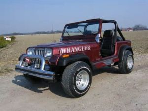 photo Jeep Wrangler [YJ]