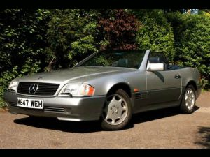 photo Mercedes SL [R129]