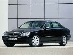 photo Mercedes Classe S [W220]