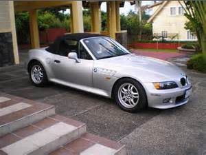 photo BMW Z3 roadster