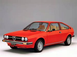 photo Alfa Romeo Alfasud sprint