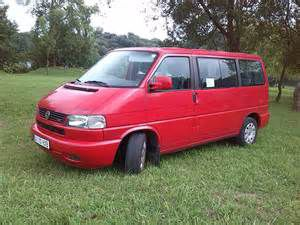 photo Volkswagen T4 multivan