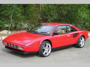 Car Valuation Evolution Ferrari Mondial 1980 1993 In Germany