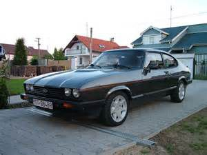photo Ford Capri  (mk3)