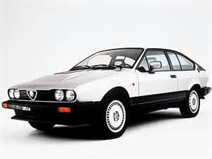 photo Alfa Romeo Alfetta GTV6