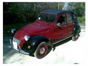 photo Citroen 2cv Charleston