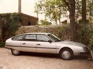 photo Citroen CX GTI Turbo