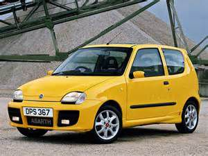 photo Fiat Seicento sporting abarth