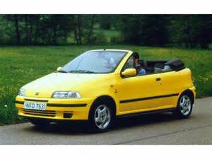 photo Fiat Punto cabriolet  (mk1)