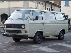 photo Volkswagen T3 caravelle