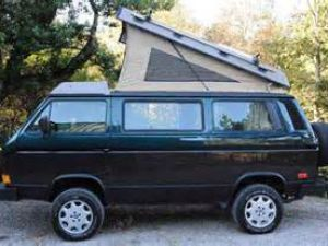 photo Volkswagen T3 westfalia
