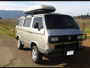 photo Volkswagen T3 syncro