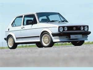 photo Volkswagen Golf GTI  (mk1)