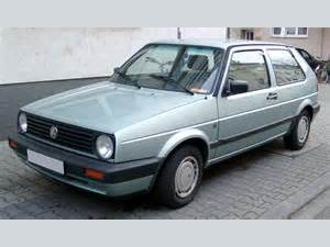 photo Volkswagen Golf  (mk2)