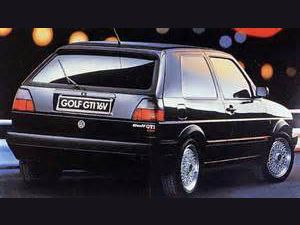 photo Volkswagen Golf GTI G60  (mk2)