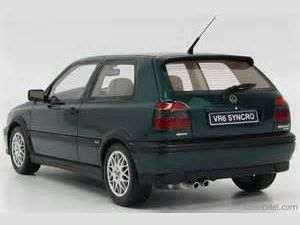 photo Volkswagen Golf VR6 syncro  (mk3)