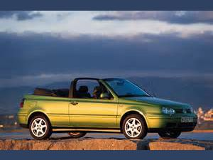 photo Volkswagen Golf Cabriolet  (mk3)